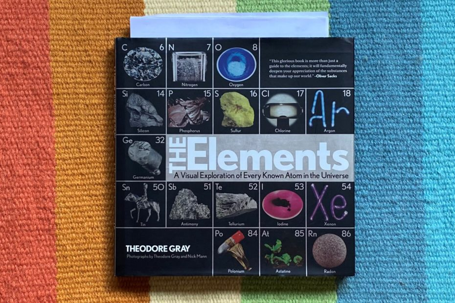book: the elements