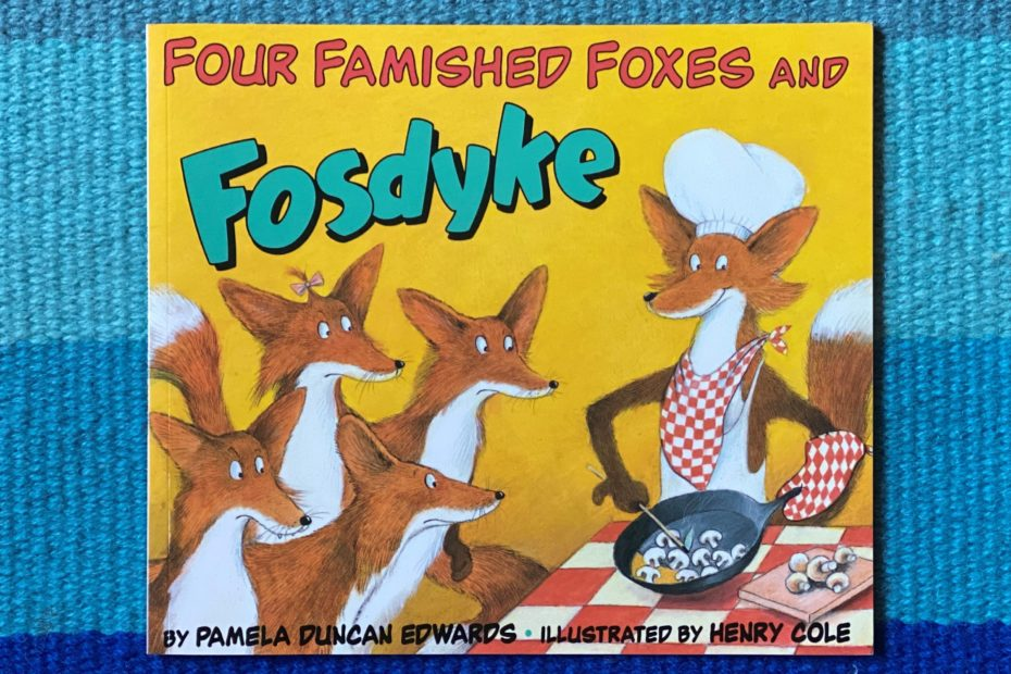 book: four famished foxes and fosdyke