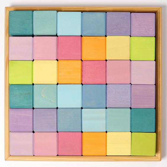 grimm's mosaic pastel