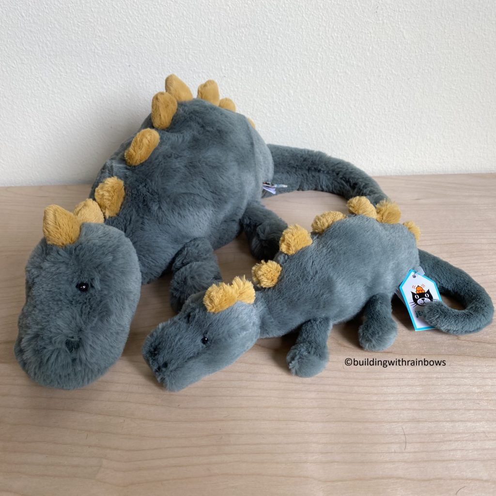 jelly cat dragons