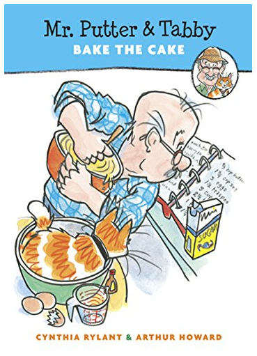 mr. putter and tabby bake the cake reccomendation for early readers
