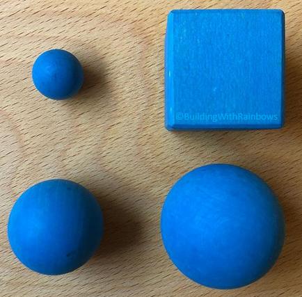 balls for wood ball run