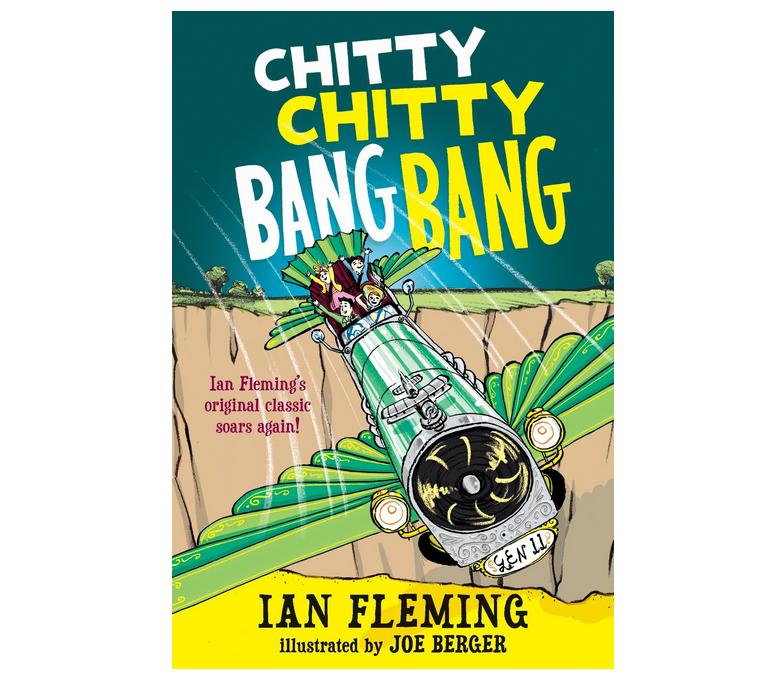 chitty chitty bang bang book cover