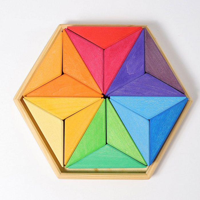 grimm's complementry star puzzle