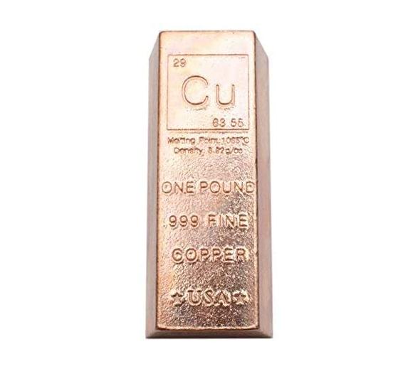 copper sample gift idea