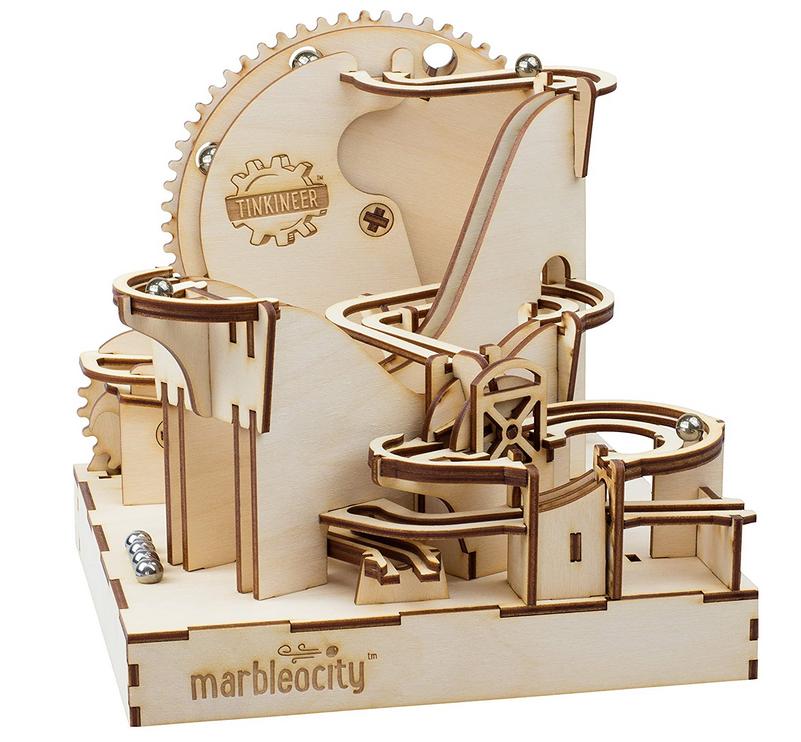 marbelocity diy marble run track kit