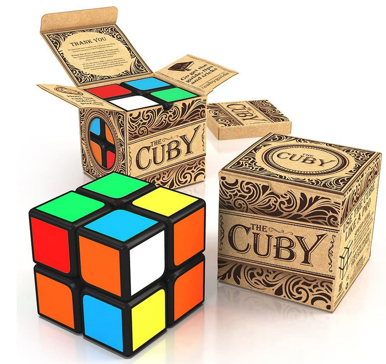 cuby rubix cube for younger kids