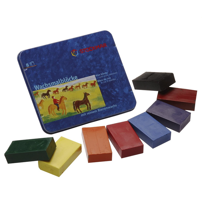 stockmar block crayons gift suggestion