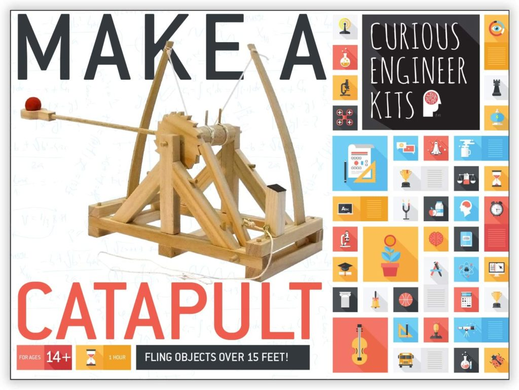 catapult kit for kids toy for age 9